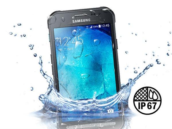 Samsung Galaxy Xcover 3, smartphone ultraresistente e subacqueo