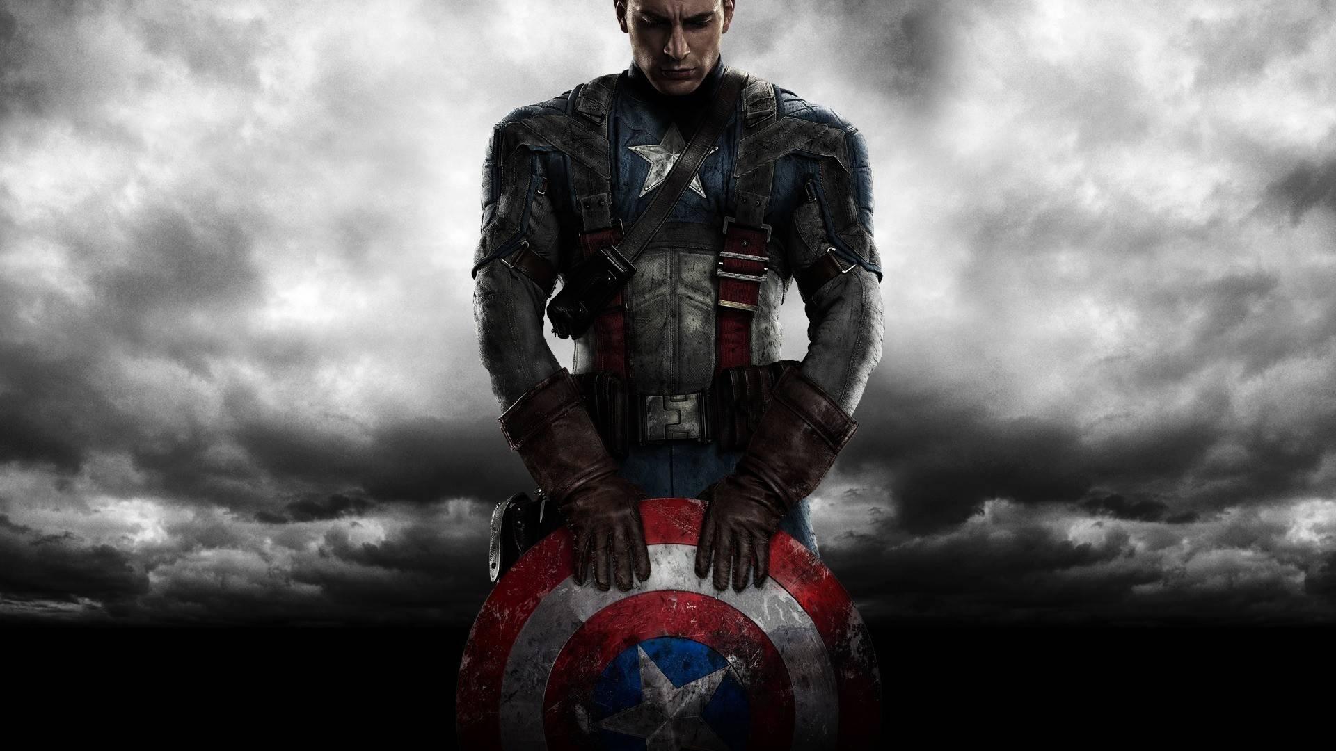 Captain America copertina
