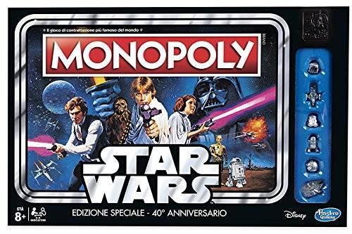 Monopoly Star Wars - Edizione 40° anniversario