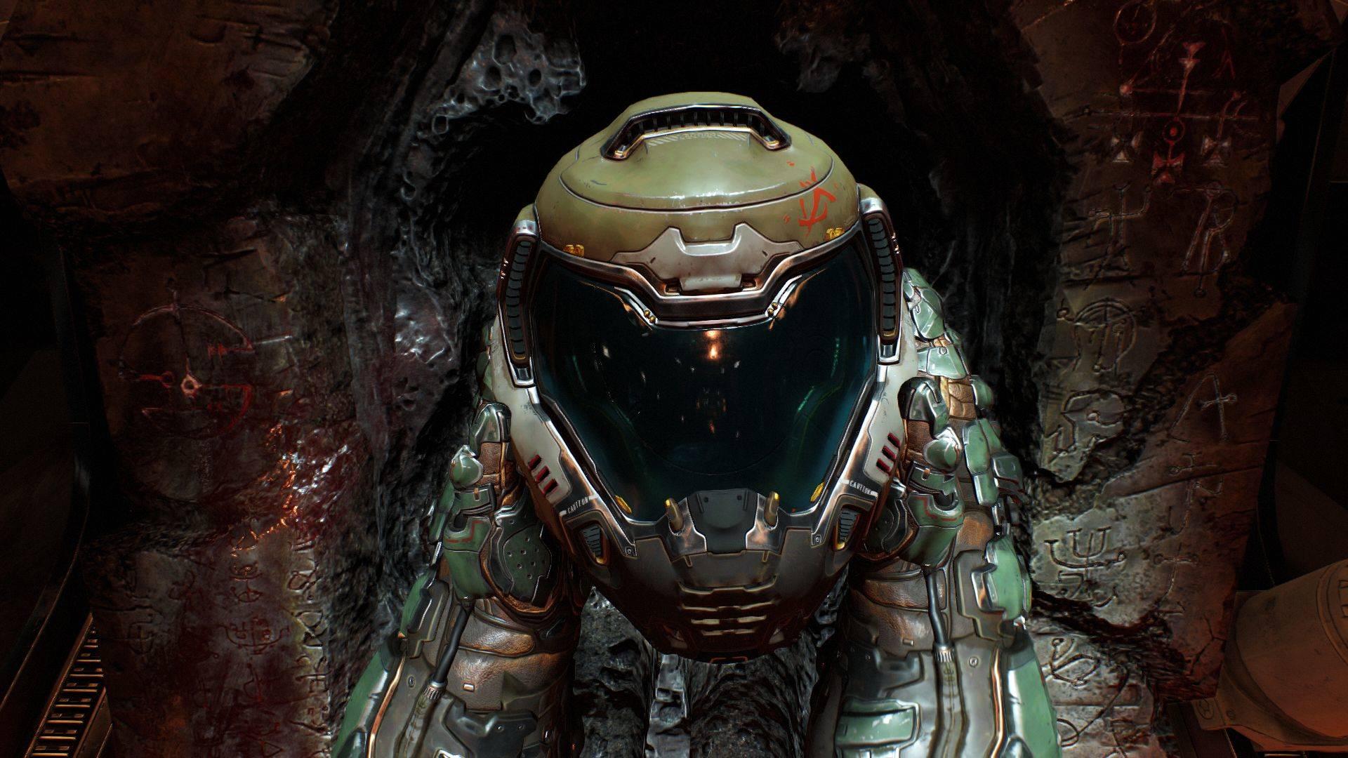 Doom 2016 copertina