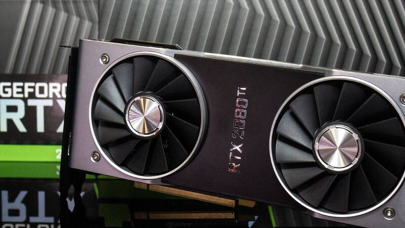 NVIDIA: did you record record revenue in the last quarter, also thanks to mining?