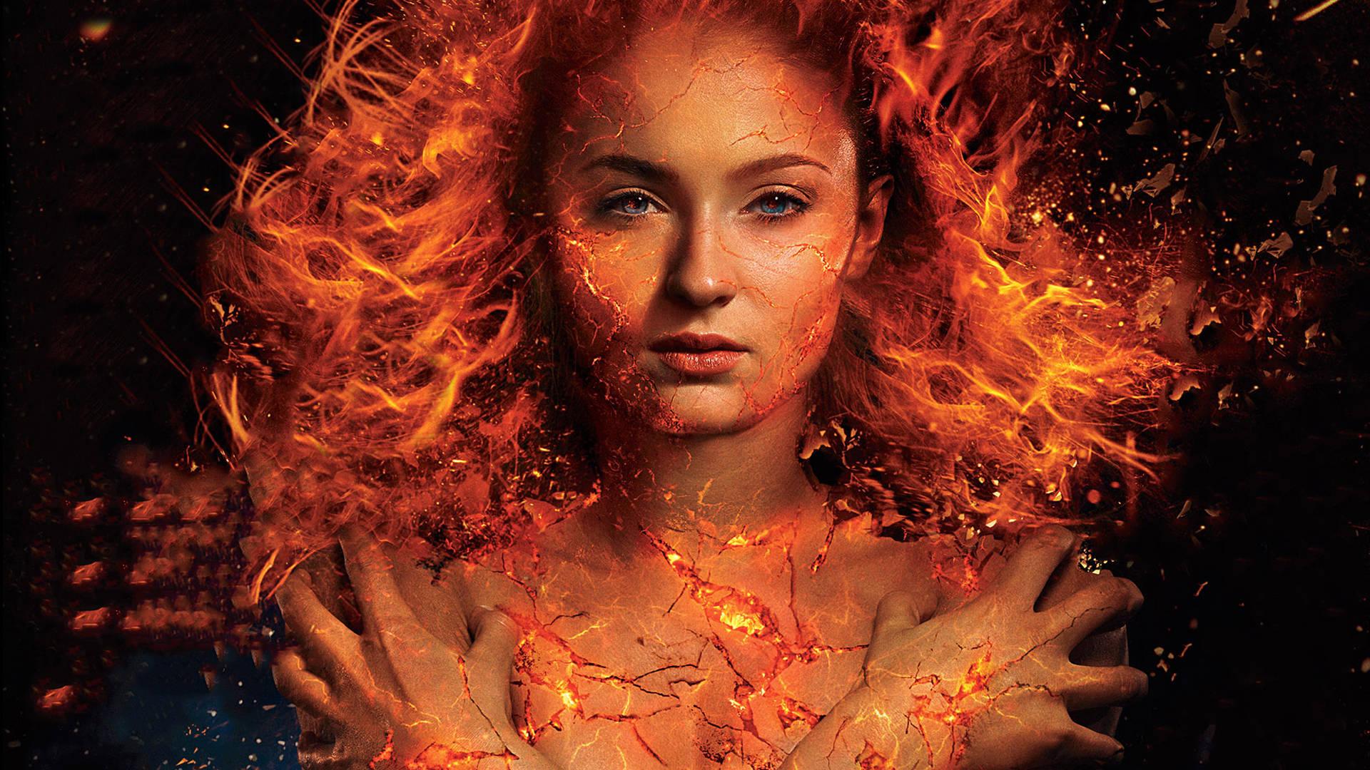 Xmen dark phoenix copertina