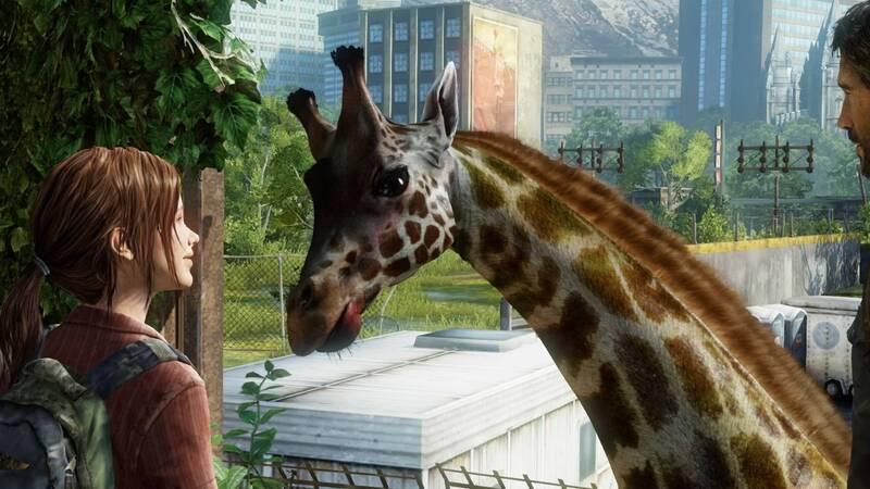 The Last of Us Part II è un musical e Geoff Keighley interpreterà una giraffa canterina