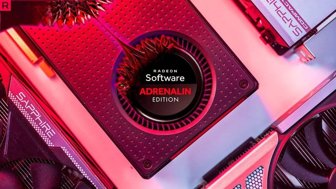 AMD Adrenalin