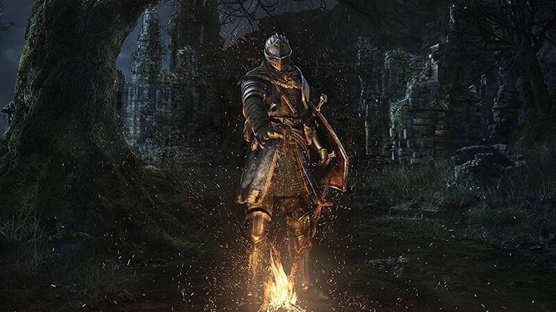 Dark Souls: village of the undead in Unreal Engine 4 will make your eyes shine