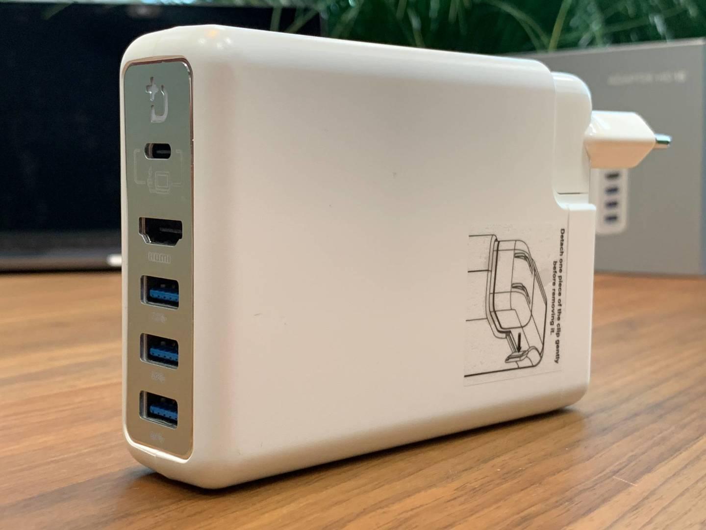 Dockcase Adapter Apple