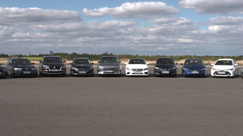 Euro NCAP: new tests dedicated to assisted driving unveiled