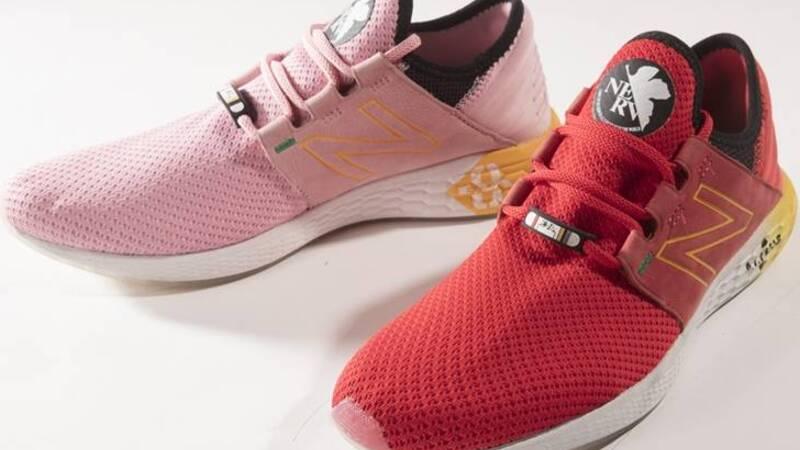 innovative design e4daf 11fb8 New Balance annuncia le scarpe ispirate a Neon Genesis ...