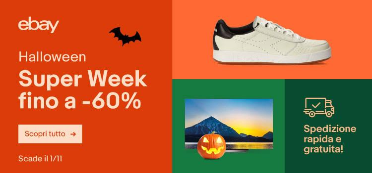 Halloween Super Week eBay