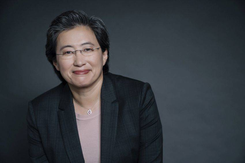 Lisa Su AMD