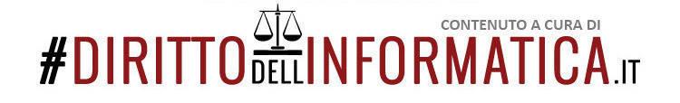 Logo Diritto Informatica