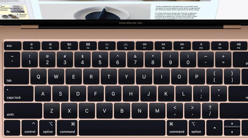 MacBook Air 2018 svelato: display Retina da 13,3″, Intel Core i5 e Touch ID