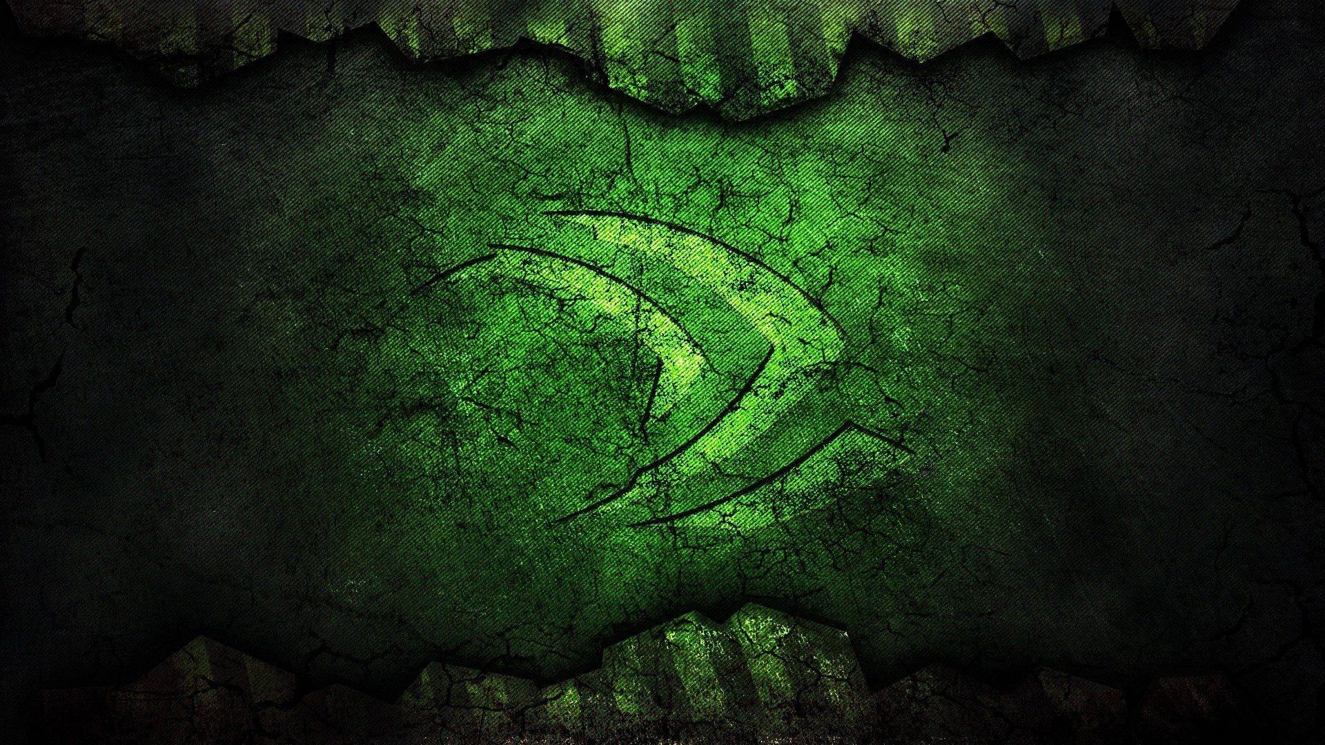 Nvidia driver logo