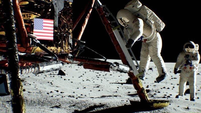 Nvidia: le GPU Turing confermano che siamo andati sulla Luna - Tom's Hardware