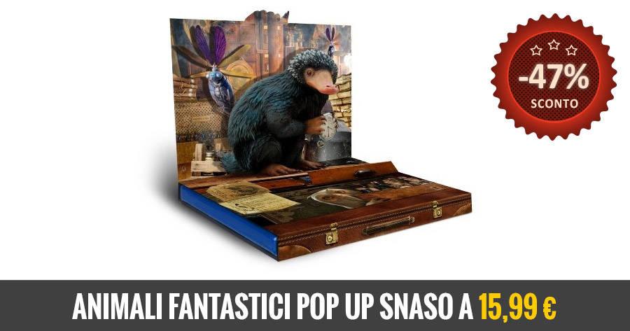 Animali Fantastici Pop Up Deal