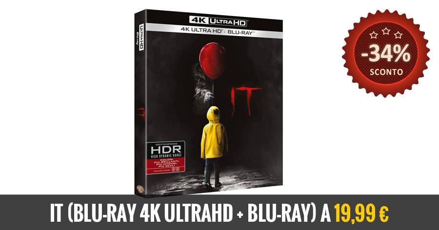 IT Blu-Ray Deal
