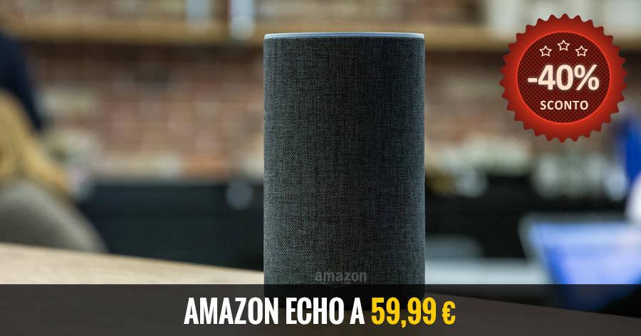 Amazon Echo BF Deal
