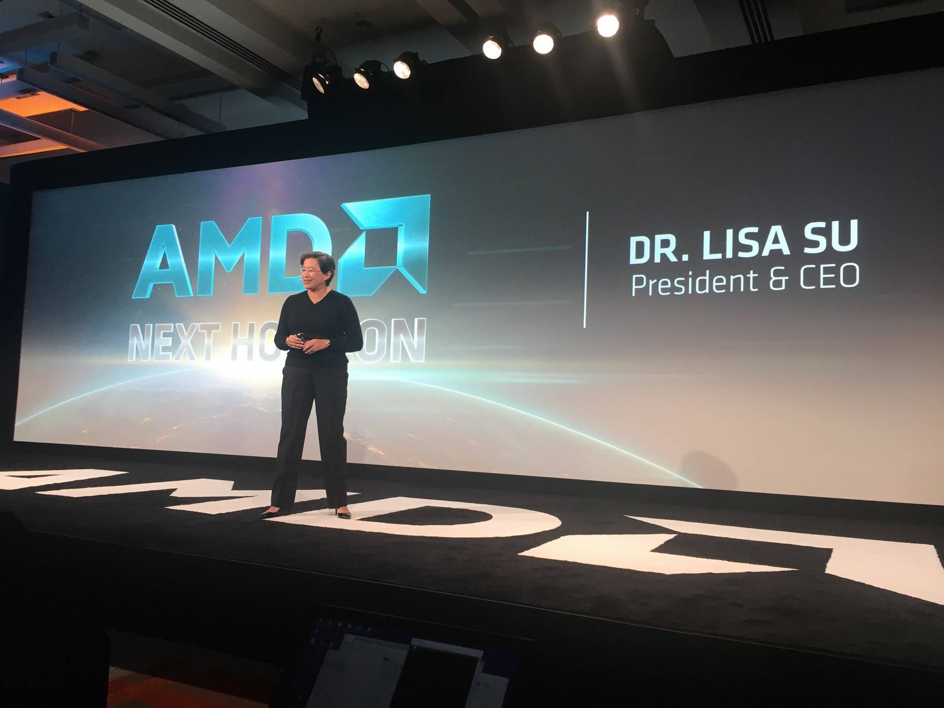 AMD Next Horizon Evento