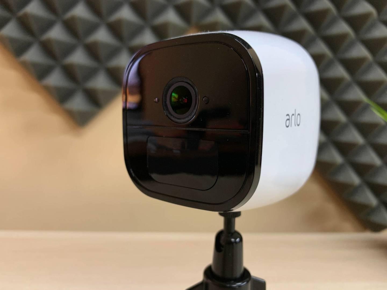 Arlo Go videocamera