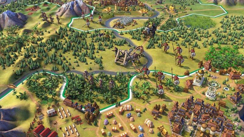 Will Civilization 6 be one of April's PS Plus games?