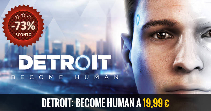 Detroit Become Human BF Deal