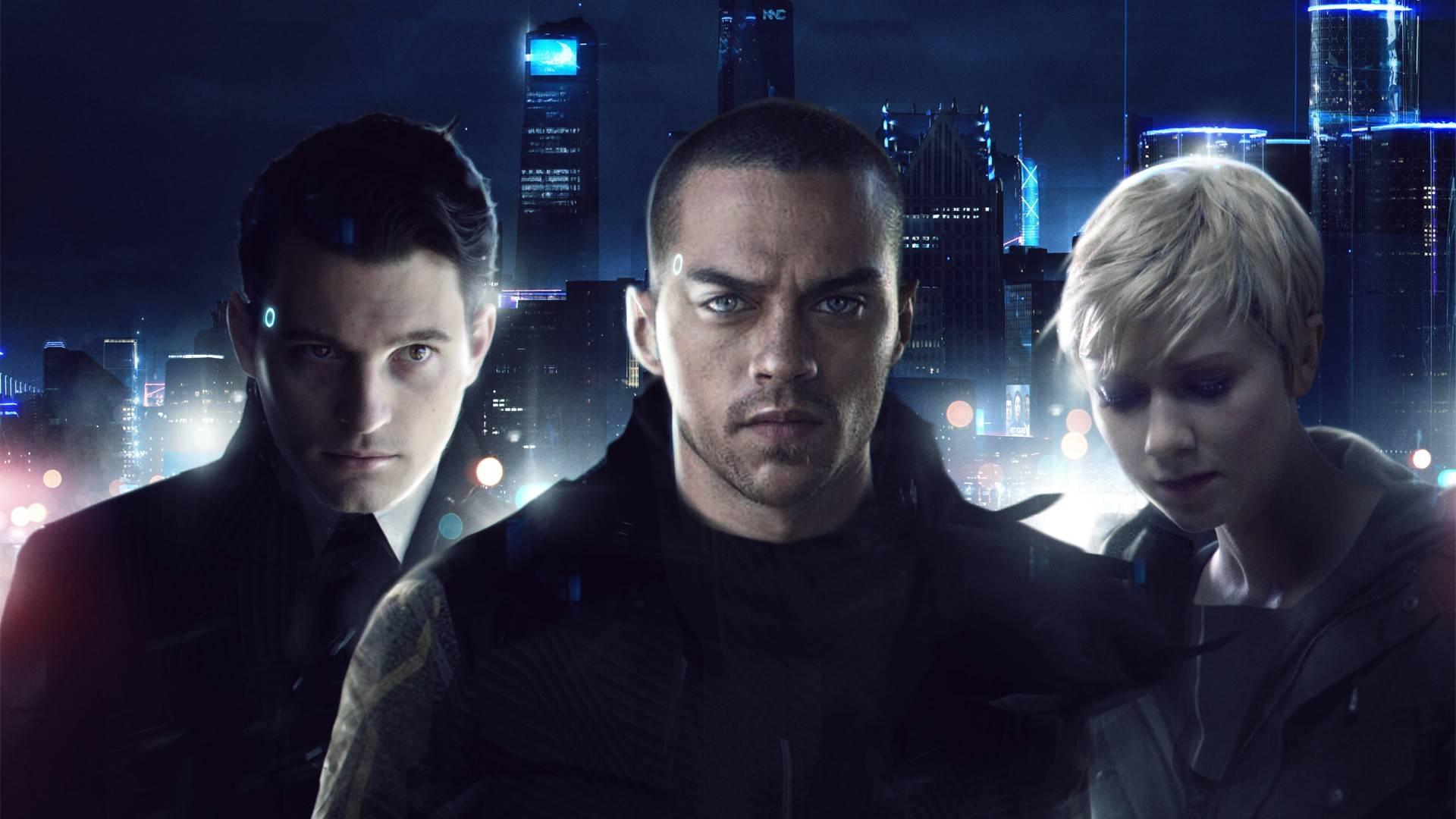 Detroit: Become Human Kara Connor Markus Quantic Dream Sony