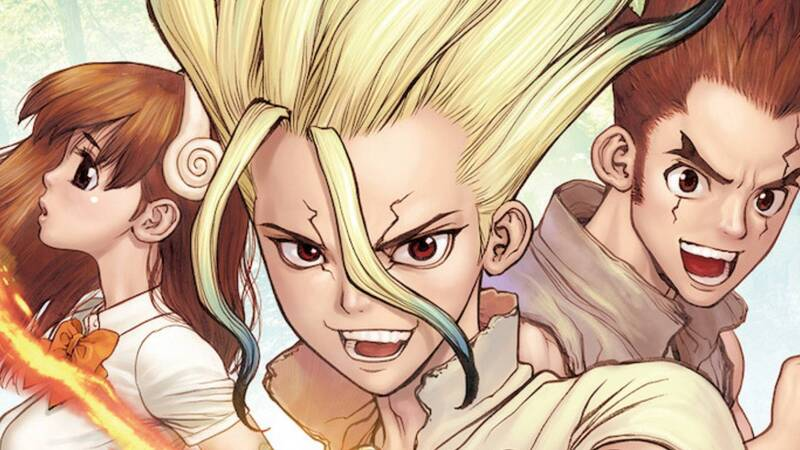 Dr. Stone - the anime will continue, but how?
