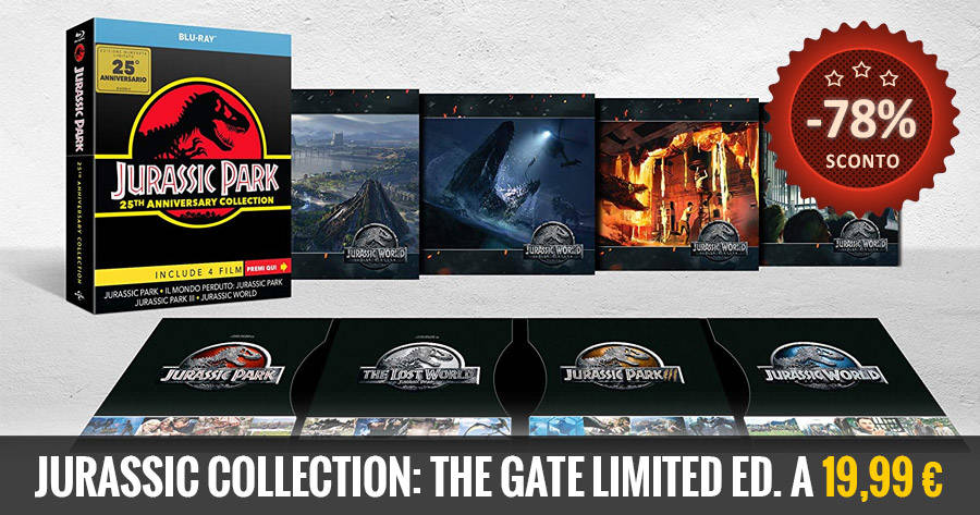 Jurassic Park Limited Deal