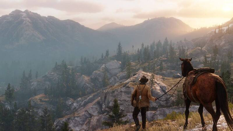 Red Dead Redemption 2: disponibile la patch per PC