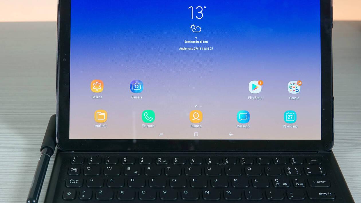d15f994e39783c Samsung Galaxy Tab S5 su Geekbench: Snapdragon 855 e Android 9 Pie - Tom's  Hardware