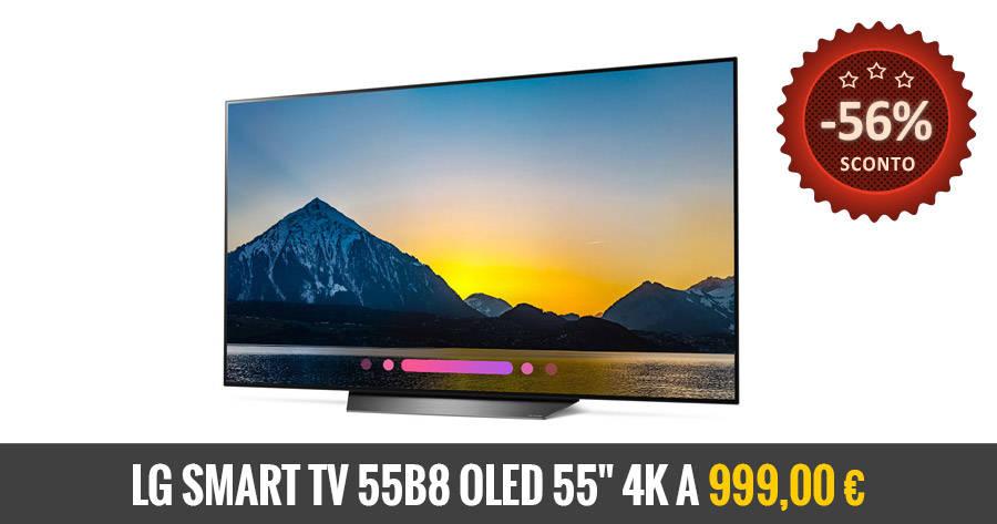 LG Smart TV 55B8 deal