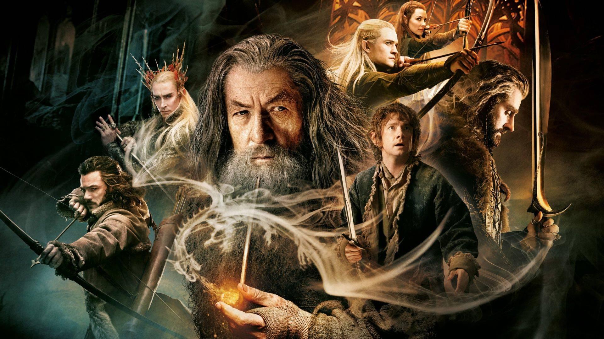 Lo Hobbit copertina