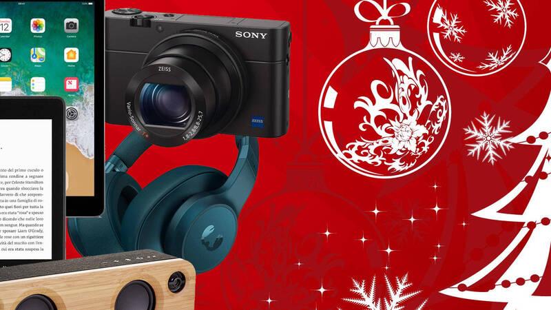 I Migliori Regali Per Natale.Regali Di Natale 2018 I Migliori Gadget Hi Tech Da Regalare