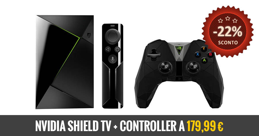 Nvidia Shield TV BF Deal
