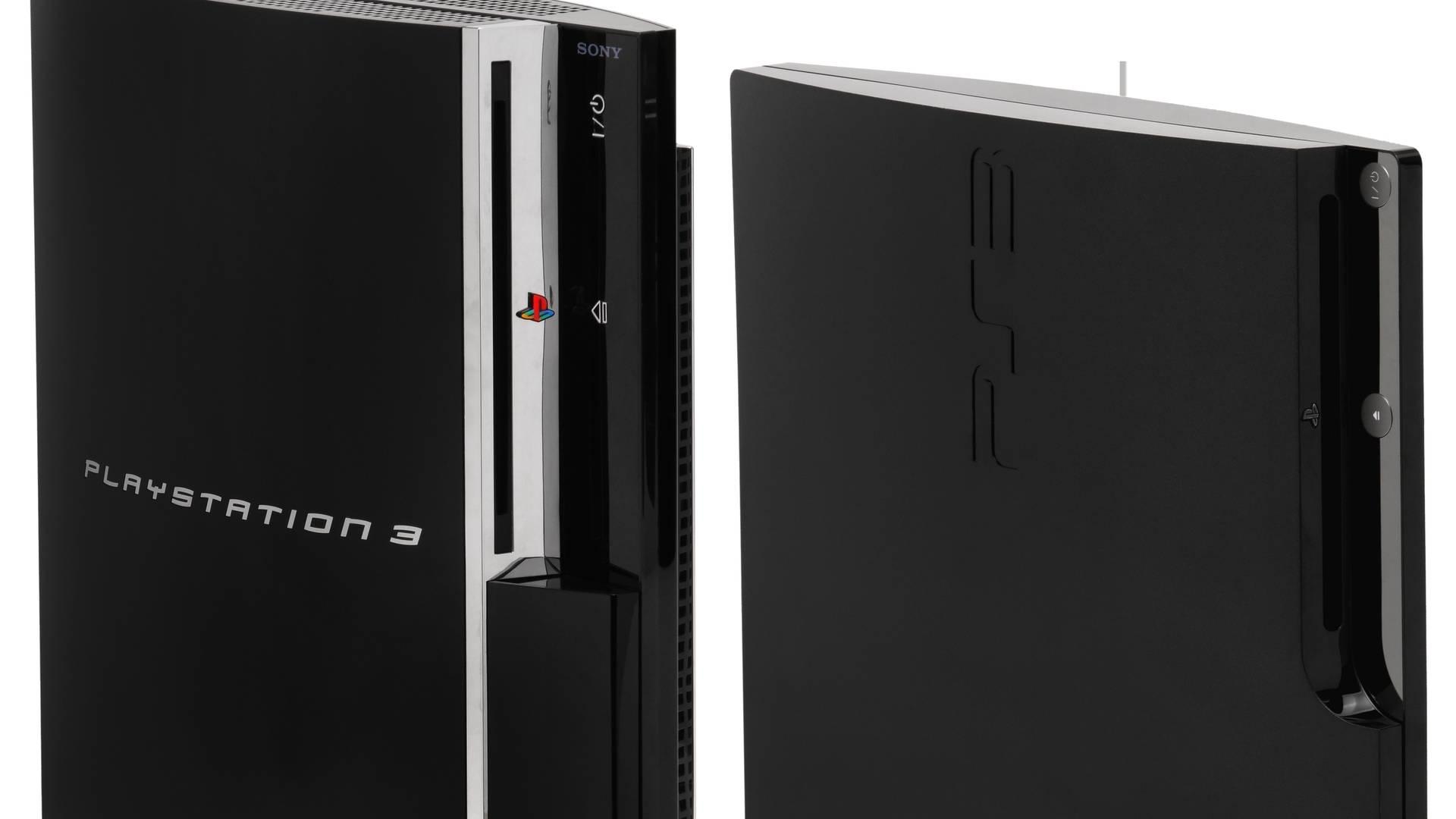 PlayStation 3, PS3 Slim, PS3 Fat