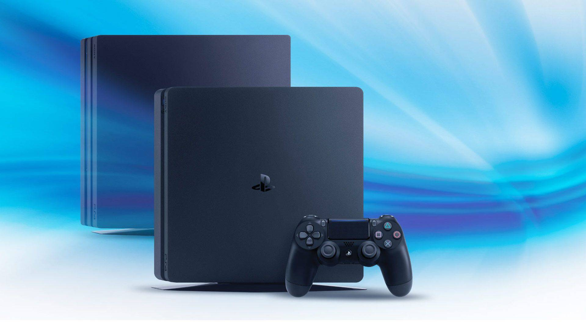 PlayStation 4 e PlayStation 4 Pro e DualShock 4