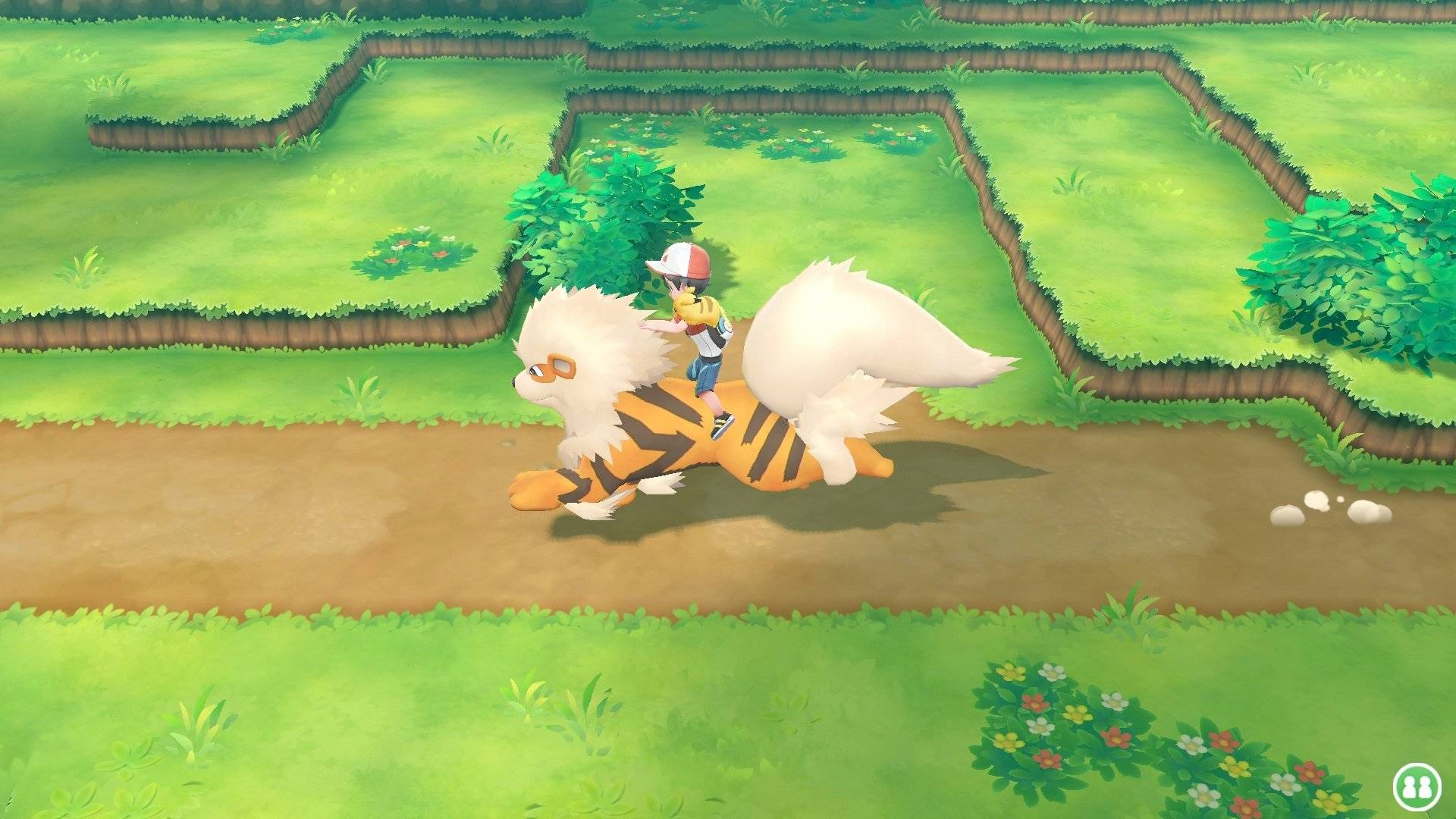 Pokémon: Let's Go Arcanine