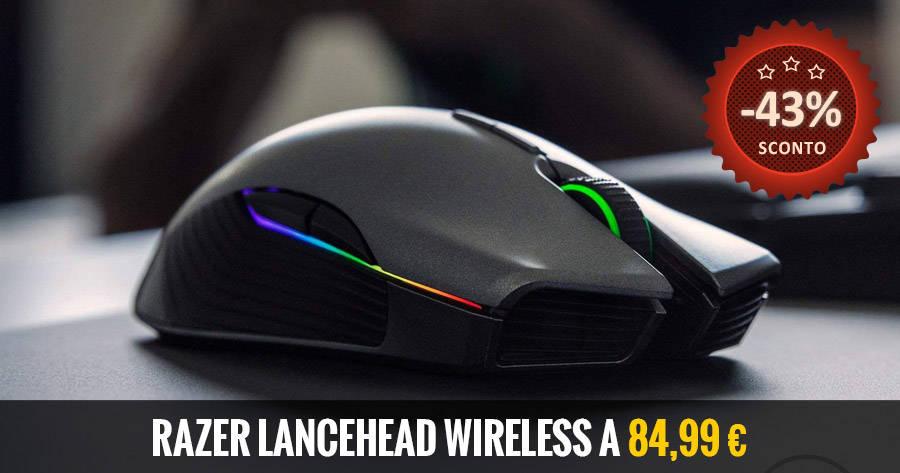 Razer Lancehead BF Deal