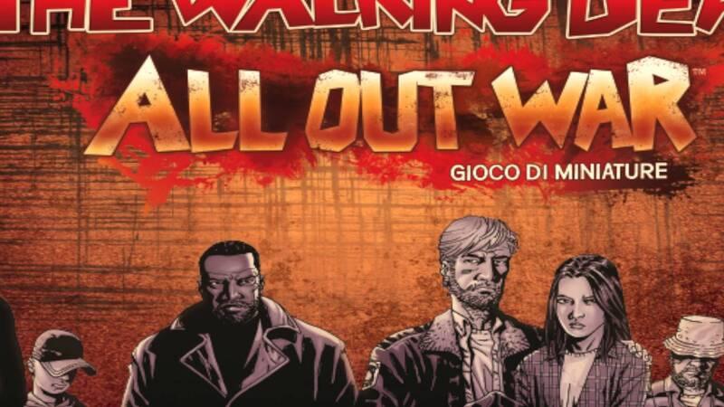 The Walking Dead: All Out War, sopravvivere al gioco di miniature
