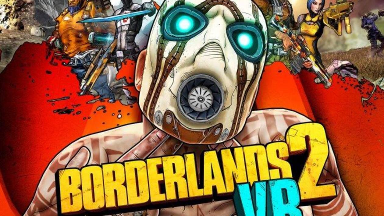 Borderlands 2 Vr Recensione La Realtà Virtuale Sbarca Su Pandora