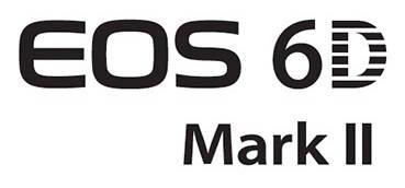 Canon EOS 6D Mark II Logo
