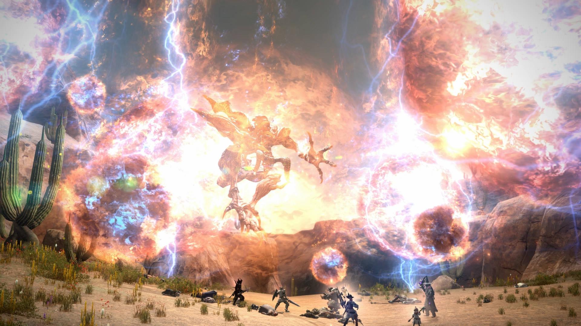Final Fantasy XIV