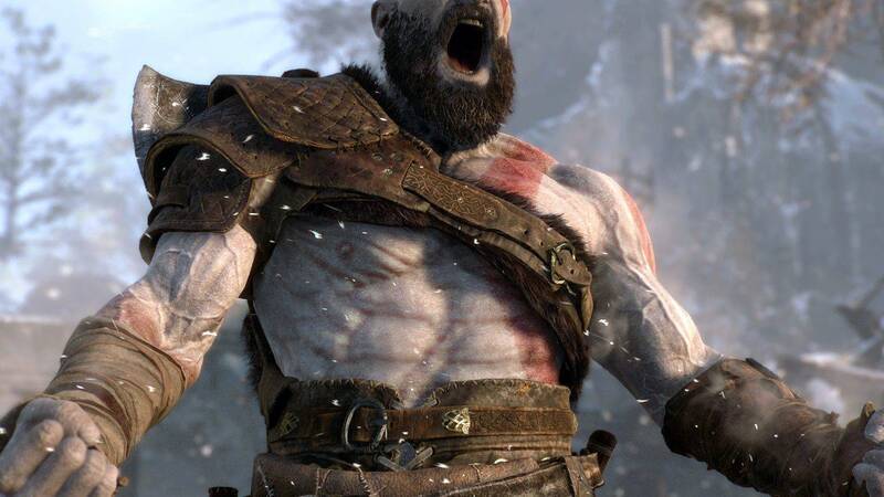 God of War is pretty much perfect after the latest patch