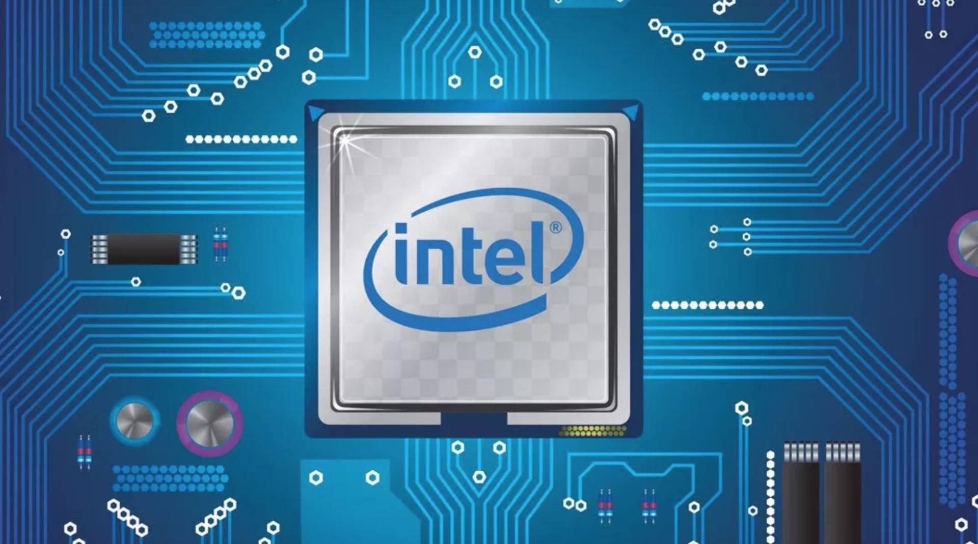 Intel Copertina