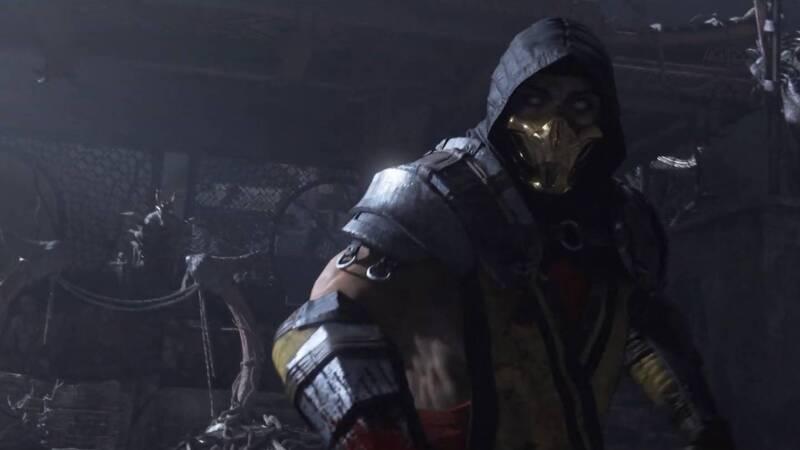 Mortal Kombat 11 annunciato ai The Game Awards 2018
