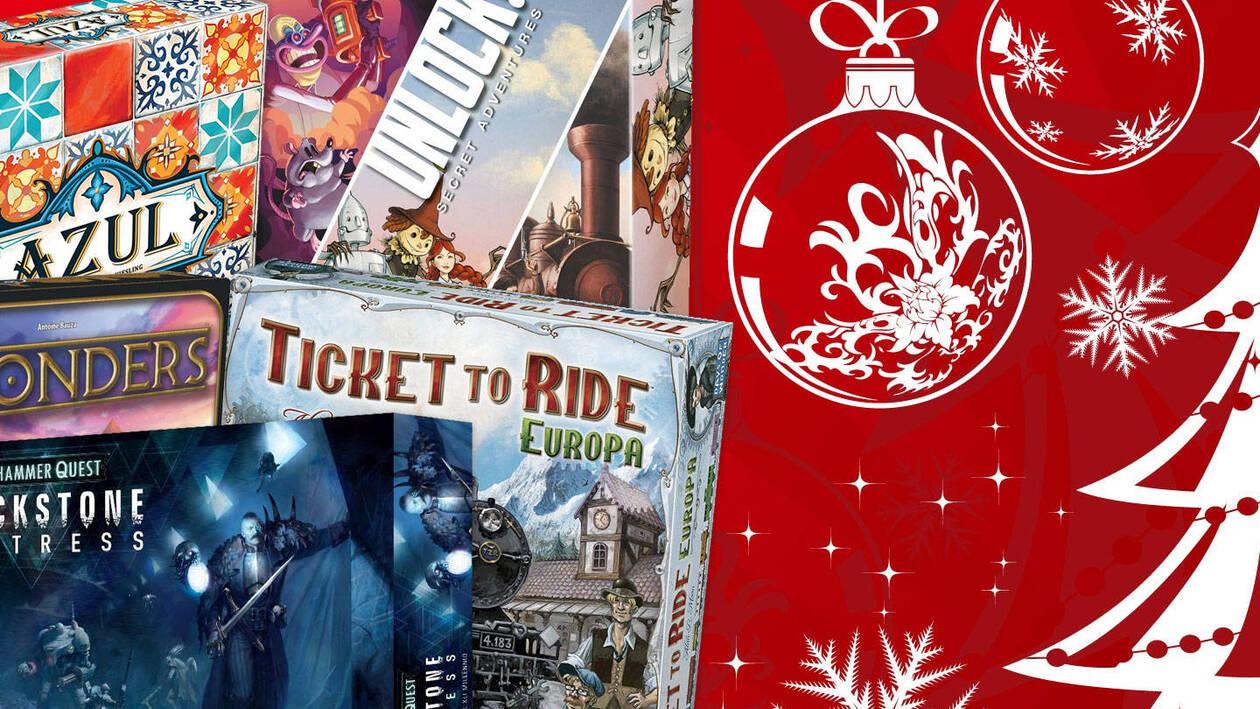 Immagini Natalizie Libere.Regali Di Natale 2018 Giochi In Scatola Da Mettere Sotto L Albero