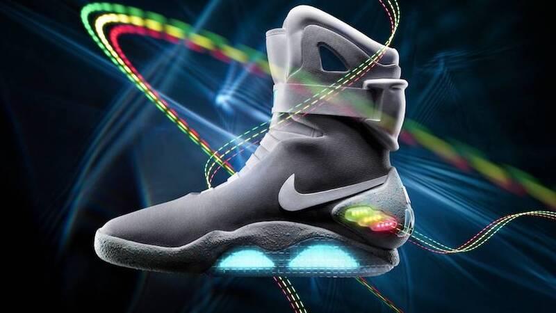 Nel 2016 Nike ha replicato l operazione con una lotteria che metteva in  palio ulteriori 89 paia di Nike Air Mag. I 6 c4c57a70553