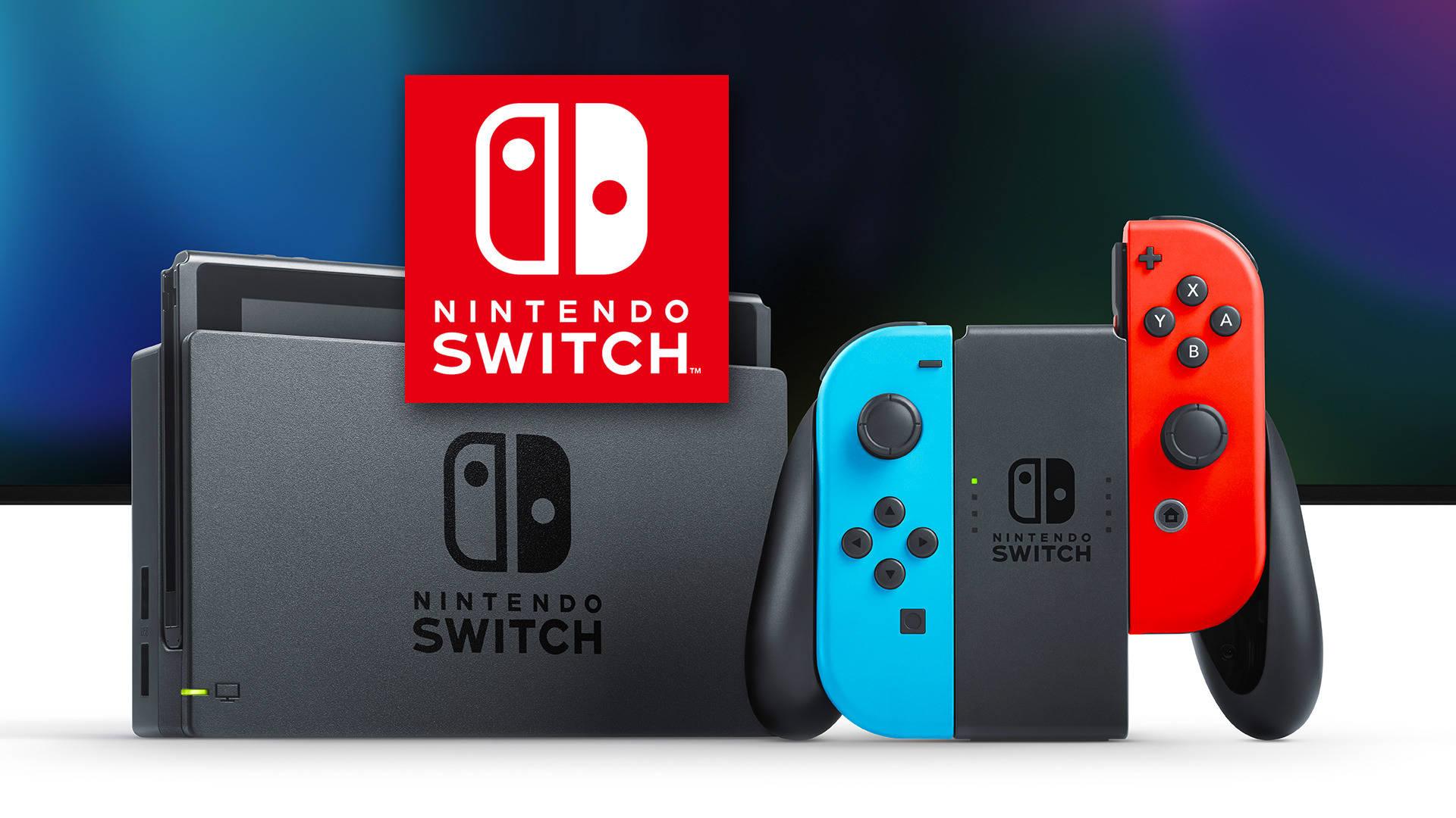 Nintendo Swtich - Console