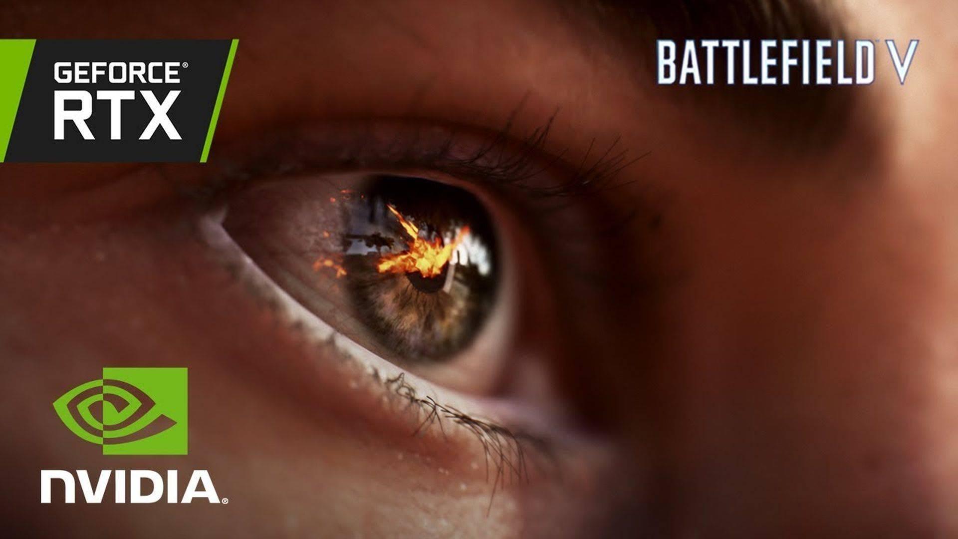 Nvidia Battlefield Ray Tracing Copertina