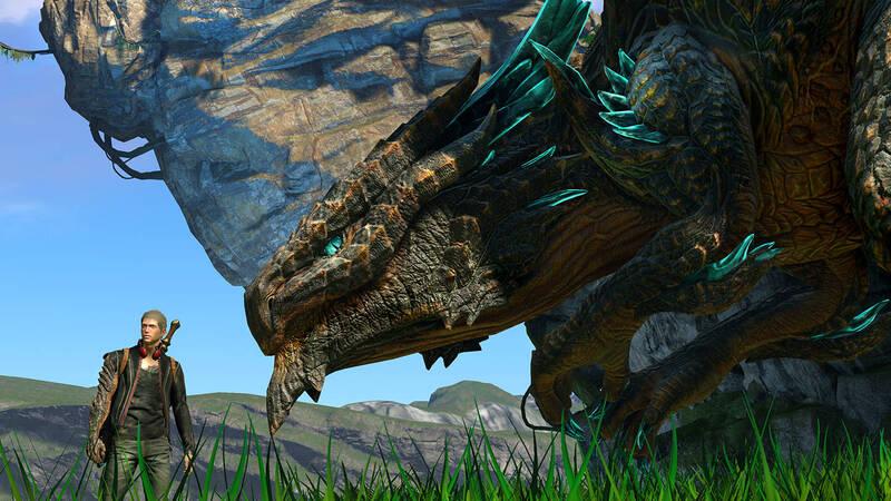 """Scalebound: PlatinumGames """"amerebbe tornare a lavorare sul gioco"""""""